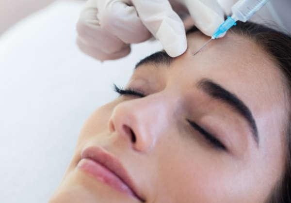 Aplicación de Botox en Frente y Entrecejo Dra Moreda