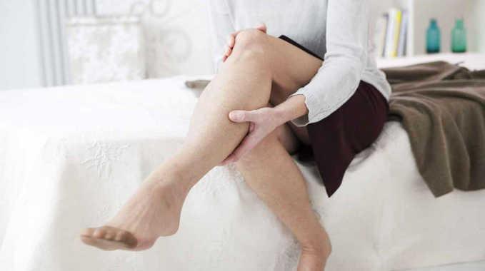 lipedema de piernas o linfedema